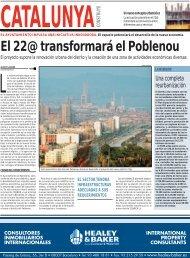 El 22@ transformará el Poblenou