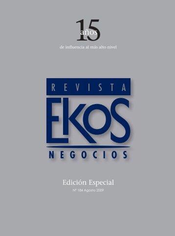 Descargar en PDF - Revista Ekos - Ekos Negocios