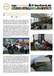 Lokalschau mit angeschlossener Gemeindejugendschau 2011 des ...