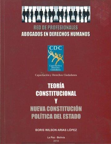 Boris Wilson Arias López - Corte Interamericana de Derechos ...