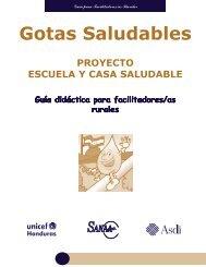 Gotas Saludables - Bienvenido a Wash en Escuelas