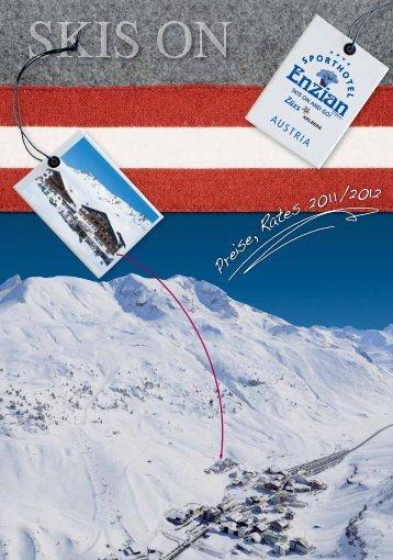 Preise, Rates 2011/2012