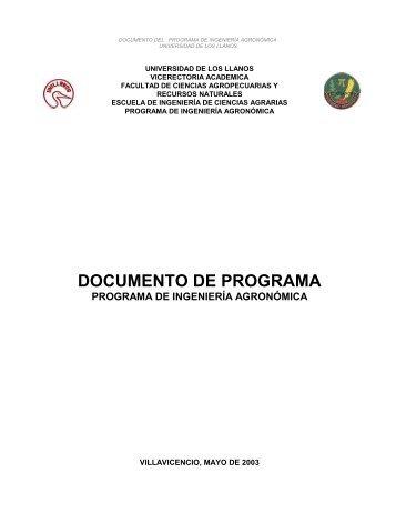Documento estandares de calidad - Acreditación - Universidad de ...