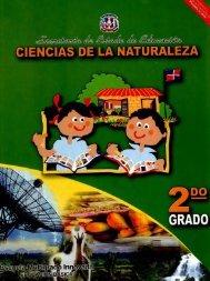 Ciencias de la Naturaleza 2do Grado - Educando