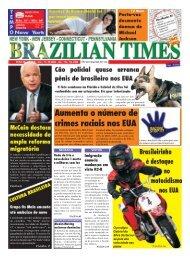 Aumenta o número de crimes raciais nos EUA - Brazilian Times