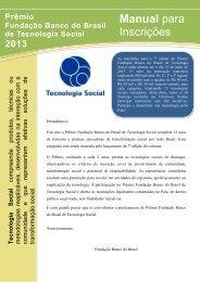 Manual de inscrição - ODM Brasil