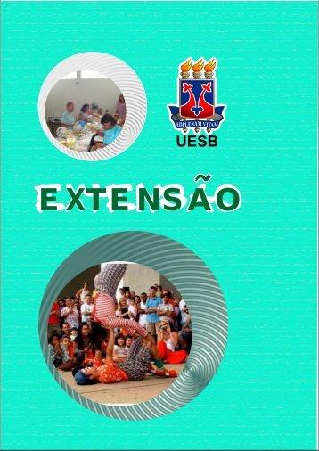 Extensão - Universidade Estadual do Sudoeste da Bahia - Uesb