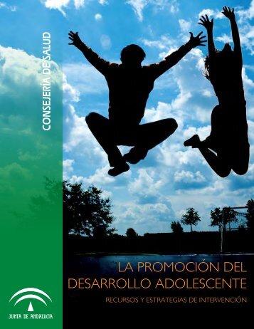 la promoción del desarrollo adolescente - Departamento de ...
