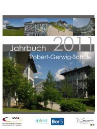 download (23 mb) - Robert Gerwig Schule Furtwangen