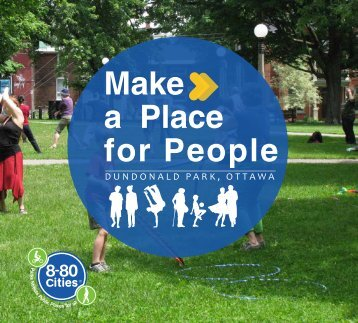 Make a Place for People