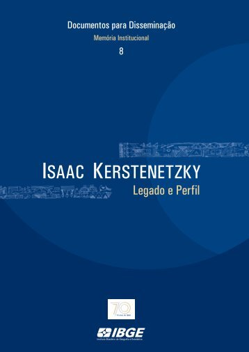 Isaac Kerstenetzky - Biblioteca - IBGE