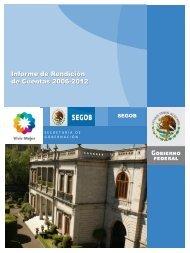 Diapositiva 1 - Secretaría de Gobernación