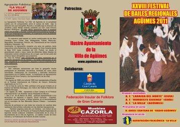 Información - Federación de Agrupaciones Folclóricas de Gran ...