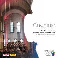 PDF-Download - Rheingau Musik Festival
