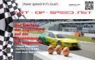 {have speed in focus!} Hockenheimring - Saisonauftakt 02 / 2013