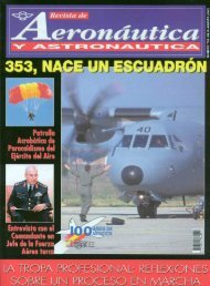 Nº 725 2003 Julio/Agosto - Portal de Cultura de Defensa - Ministerio ...