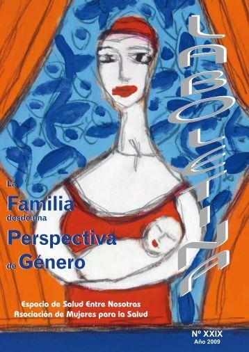 Boletina 29 - 2009 La Familia desde una perspectiva de Género