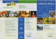 Wir über uns - Rheingau-Taunus-Info