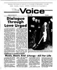 Dialogue Through Love Urged
