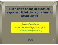 Claims made - Amis