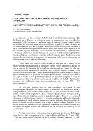 Visigodos y omeyas VISIGODOS Y OMEYAS VI. ASTURIAS - CSIC