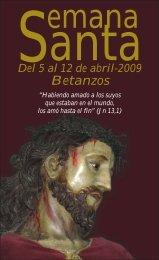 Descarga Programa Semana Santa - betanzos