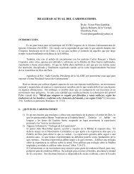 Realidad actual del carismatismo.pdf - Iglesia Presbiteriana ...