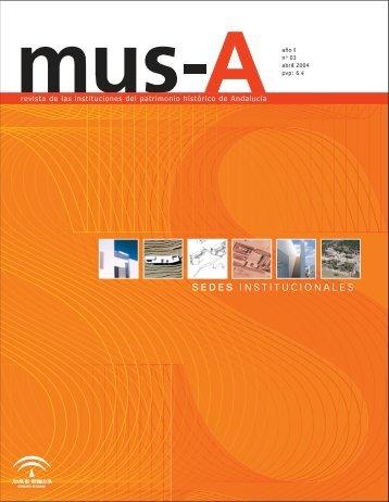 mus-A - Junta de Andalucía