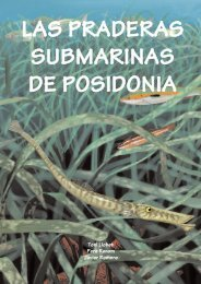Las praderas submarinas de posidonia - Seagrass-Watch
