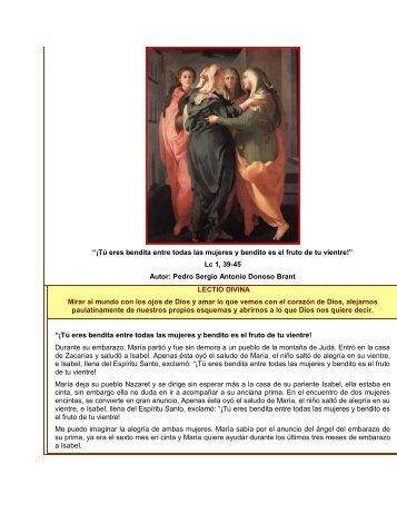 """""""¡Tú eres bendita entre todas las mujeres y bendito ... - Homiletica.org"""