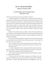 Da voz e da man das mulleres - Asociación de Escritores en Lingua ...