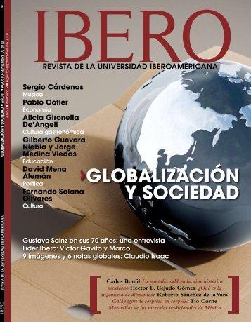 Globalización y sociedad - Universidad Iberoamericana