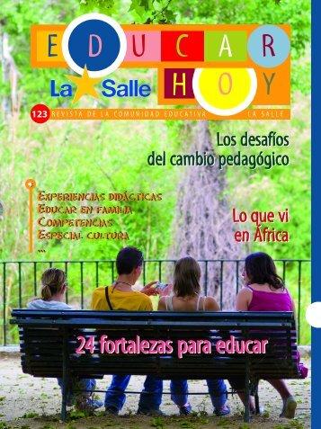 EDUCAR HOY… - La Salle