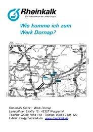 02058 7885-118 · Telefax - Rheinkalk