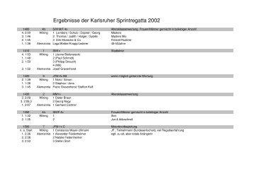 die Ergebnisse findest du hier im PDF-Format - Karlsruher ...