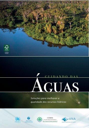 Cuidando das Águas soluções para melhorar a qualidade ... - Pnuma