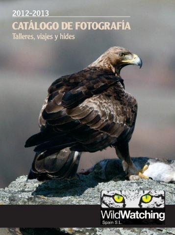 Escondites fotográficos 2012-2013 - Wild Watching Spain