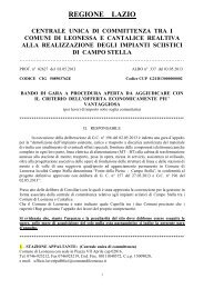 BANDO-DI-GARA-Campo-stella