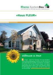 Haus FLEUR - Rheno-SystemBau GmbH