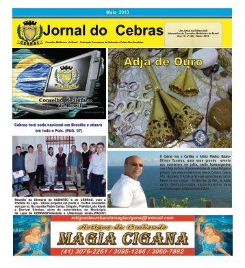 2013-05 Jornal do CEBRAS