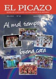 Año 2012 - Asociación Cultural Amigos de El Recuenco