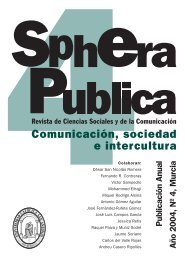 SPHERA Nº 4 - Universidad Católica San Antonio de Murcia