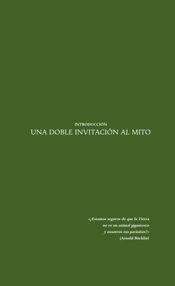 UNA DOBLE INVITACIÓN AL MITO - artica editorial