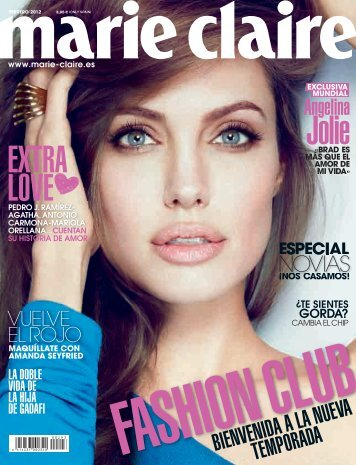 EXTRA LOVE - Marie Claire