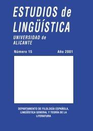 En busca de la lengua original: la teoría del vasco - Publicaciones ...