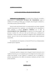 Querella presentada en la Audiencia Nacional contra Bolinaga