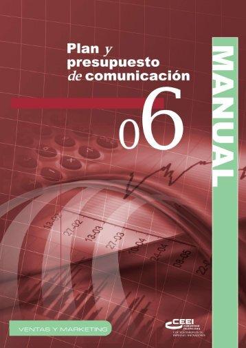 Plan y Presupuesto de Comunicación.pdf - ILGO