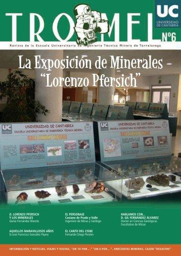 Revista Nº6 en formato digital - Universidad de Cantabria