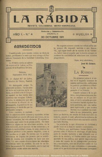 AGRADECItOS - DSpace en la UNIA - Universidad Internacional de ...