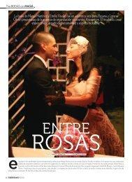 La boda de Marga Martínez y Emilio Vivallo fue un auténtico reto ...